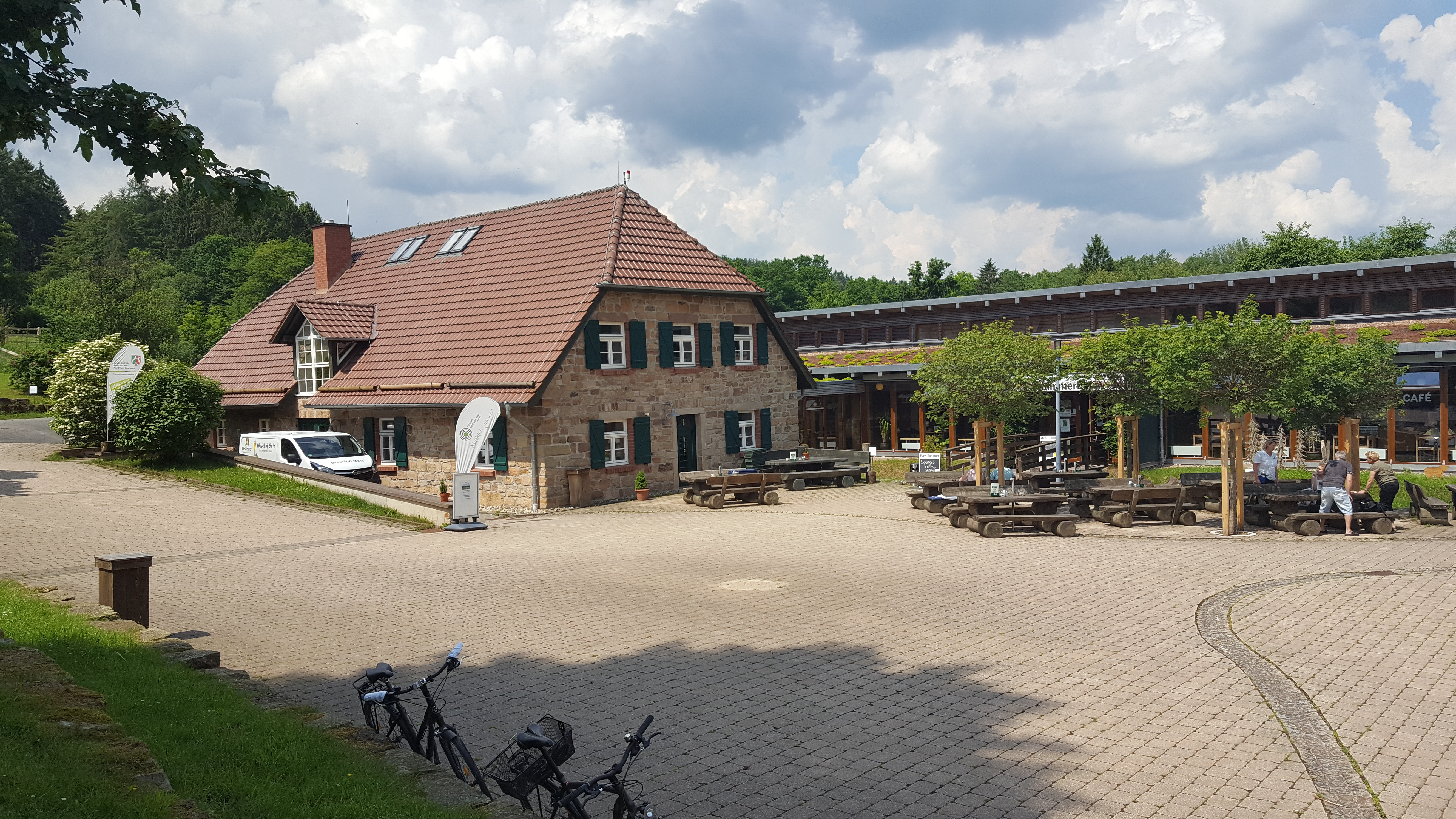 Waldinformationszentrum Hammerhof